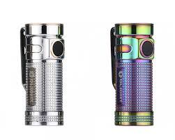 <b>Olight S Mini</b>-Ti Titanium | Официальный магазин Олайт в РФ