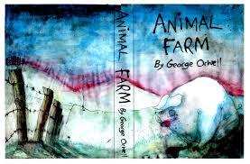 essay on animal farm by george orwell   best service of academic    cartoon farm animals