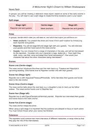 a midsummer night s dream ks plays key stage resources 1 preview