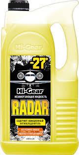 <b>Незамерзающая жидкость Hi-Gear</b> Radar-27, HG5688, 4 л ...