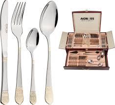 <b>Набор столовых приборов Agness</b>, в чемодане, 922-161, 72 ...