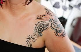 Resultado de imagem para tattoo feminina maori