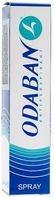 <b>Odaban Spray</b> - Универсальный <b>спрей</b>-антиперспирант: купить по ...