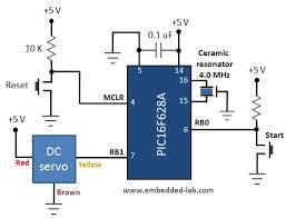 servo motor wiring diagram servo wiring diagrams dc servo motor wiring diagram wiring diagram schematics
