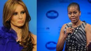 aprs le discours de celle qui pourrait bien devenir la prochaine first lady melania la sublime pouse du dsormais candidat rpublicain donald trump apras le discours de celle qui
