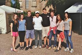 merit fellowships and scholarships 2013 research fulbright recipient julia mazzarella in marburg