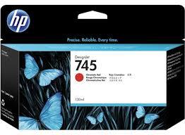 <b>HP 745</b> 130-ml <b>DesignJet Chromatic</b> Red Ink Cartridge - <b>HP</b> Store ...