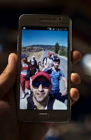 see how smartphones have become a lifeline for refugees time com