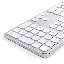 <b>Aluminum</b> Bluetooth Keyboard | Keyboards & Computer Peripherals