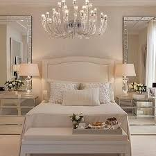 luxury bedroom furniture mirrored night stands white headboard added drama mirrored bedroom furniture