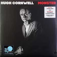 <b>Hugh Cornwell</b> - <b>Monster</b> (2018, Gatefold, Vinyl) | Discogs
