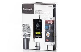 <b>SmartRig II</b> XLR input-<b>Saramonic</b>