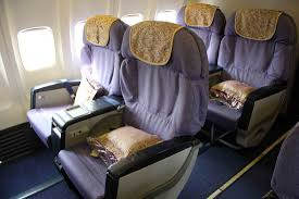 Image result for first class seating in 1980s airplanes