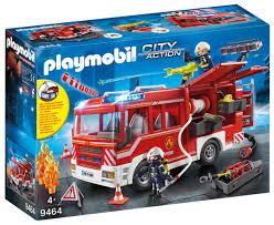 Купить <b>Набор</b> с элементами конструктора Playmobil City <b>Action</b> ...