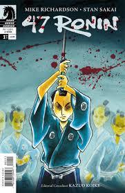 Dark Horse Comics | Ti_Leo meint: - 47-ronin-1-cover