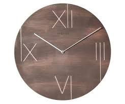<b>Настенные часы</b> GALILEO - металл, Ø43 см | <b>Wall clocks</b> в 2019 г ...