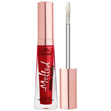 Melted Matte-Tallic Liquid Lipstick - <b>Too Faced</b> | Sephora