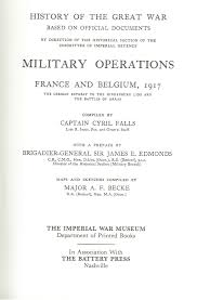 further reading a select bibliography n war memorial british history of the great war title page