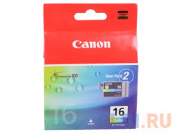 <b>Картридж Canon BCI-16 Color</b> для PIXMA iP90, SELPHY DS700 и ...