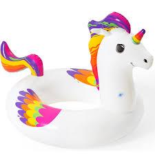<b>Круг надувной Bestway</b> Unicorn D119 купить по цене 499 руб. в ОБИ