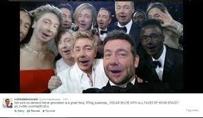 Say Cheese: The Funniest 2014 Academy Awards Epic Selfie Memes ... via Relatably.com