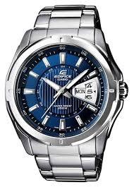 Наручные <b>часы CASIO EF</b>-<b>129D</b>-<b>2A</b> — купить по выгодной цене ...