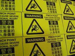 Labels|Tags|<b>Cut</b>-<b>outs</b>|Safety signs|Signmakers|Adelaide