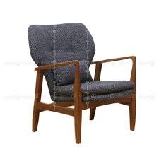 scandinavian wooden furniture. aurora scandinavian style lounge chair walnut finish solid oak wood armchair decor8 designer furniture outlet hong kong wooden a