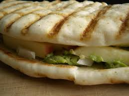 the endless pursuit avocado apple panini