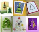 Рождественские открытки своими руками с детьми