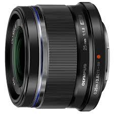 Обзоры модели <b>Объектив Olympus 25mm</b> f/1.8 на Яндекс.Маркете