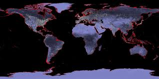 global warming simple english the encyclopedia cities affected by current sea level rise change change source