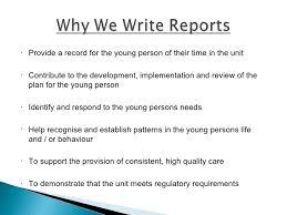 Professional report writing SlideShare