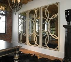 Mirror For Dining Room Wall Dining Room Wall Mirror Infinity Mirror Habersham Home Expoluzrd