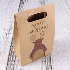 Крафт пользу мешок сильный <b>складные подарочные пакеты</b> ...