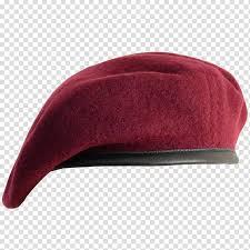 Красный берет, Бордовый берет Военный берет Черный берет ...