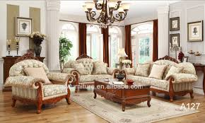 china supplier living room furniture luxury sofa set french style classic living room furniture china living room furniture