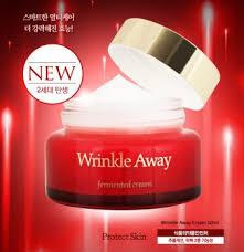 Wrinkle Away Fermented <b>Cream</b> антивозрастной ...