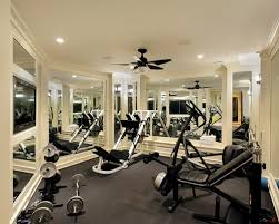 gym room wall decor improvement sport saveemail bdccaed  w h b p mediterranean home gym