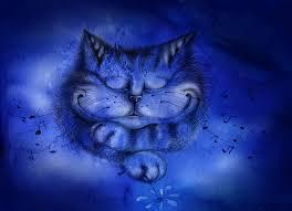 Сонный кот - <b>Blue</b> Cat. | (¯`•._)   ART в 2019 г. | Сонный кот ...