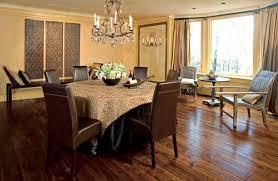 formal dining room set design