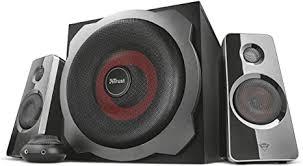 <b>Trust</b> Gaming <b>GXT 38</b> Tytan <b>2.1</b> PC Gaming Speaker System ...