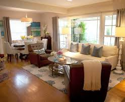luxury dining room combination design ideas pictures