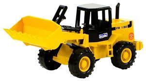 <b>Бульдозер Bruder колёсный FR</b> 130 (02-425) 1:16 40 см — купить ...