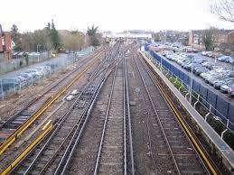 Horsham railway station