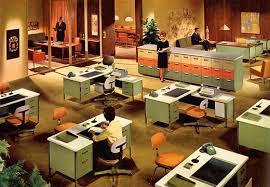 elegant mid century office design century office