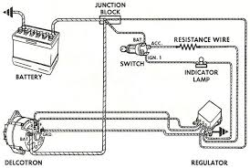 alternator wiring diagrams and information brianesser com wiring instructions for the early gm