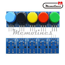 Development Kits & Boards 1-10 x <b>Big Key</b> Button Light Touch ...