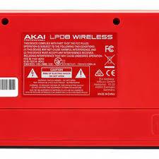 Usb/<b>midi</b>-<b>контроллер Akai Pro</b> LPD8 Wireless