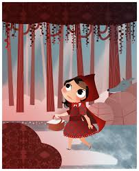 ex libris bitsy bull little red riding hood little red riding hood